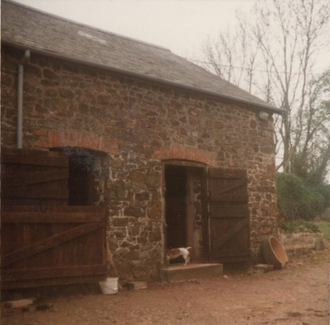 1979 Gull Cottage was the Stables