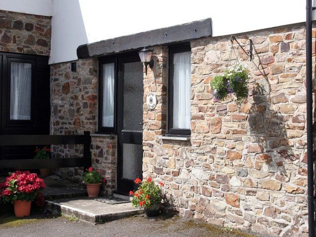 Puffin Cottage at Robin Hill Farm Cottages North Devon