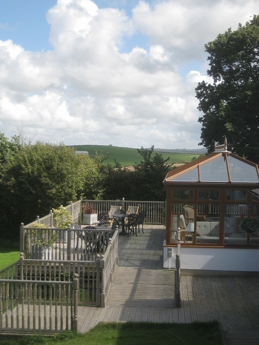 Relax and Enjoy the View at Robin Hill Farm Cottages